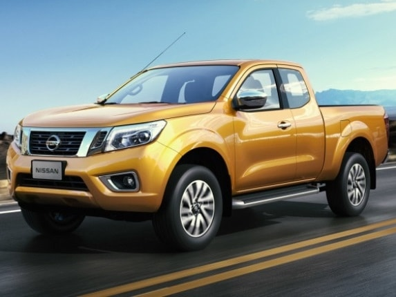 New Mercedes Benz Pickup To Share Nissan Platform May