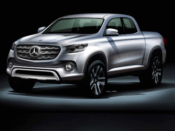 Car Payment Calculator Kbb >> New Mercedes-Benz pickup to share Nissan platform, may come here - Kelley Blue Book
