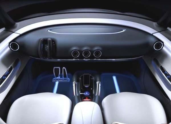 Mercedes Benz Vision G Code Concept Urban Chic Gets A New Edge Kelley Blue Book