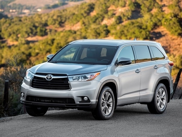 Midsize SUV Buyer's Guide - Kelley Blue Book