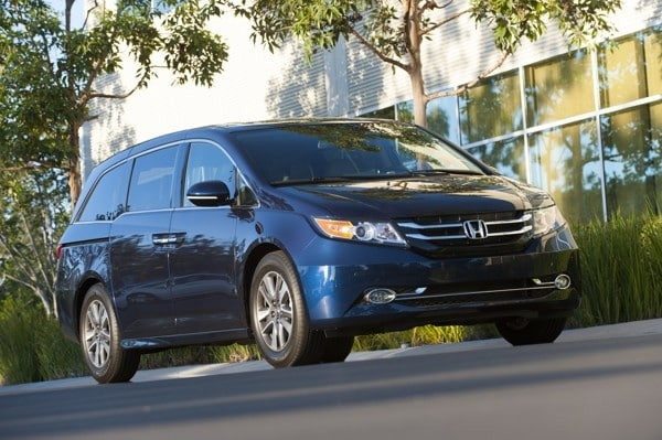 Photo Gallery: Minivan Best Buy of 2015 2