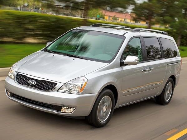 Minivan Buyer S Guide Kelley Blue Book