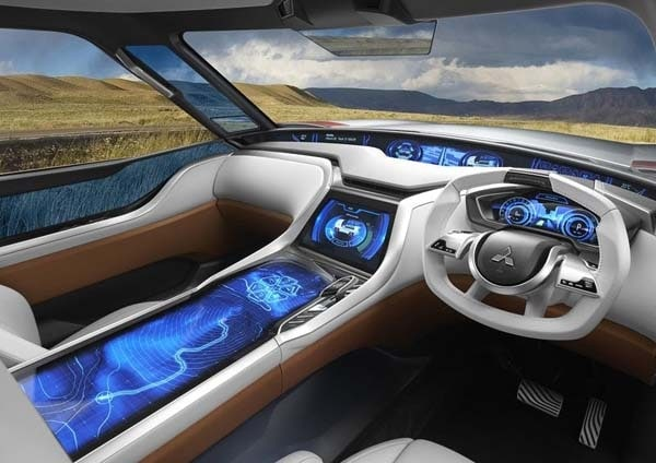 Mitsubishi Concept GC-PHEV hints at future SUV - Kelley Blue Book