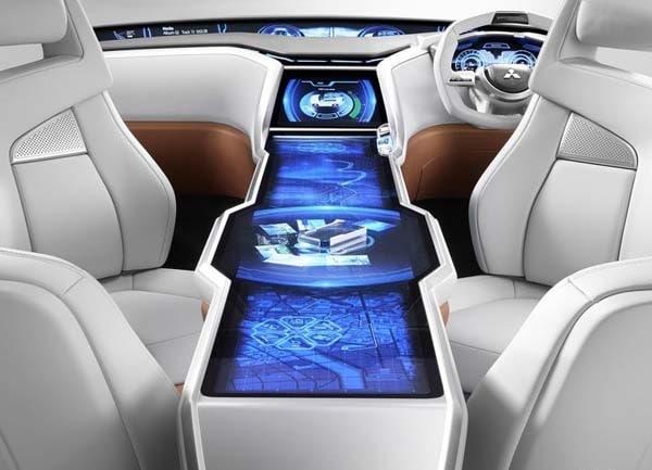 mitsubishi concept gc phev hints at future suv kelley blue book. Black Bedroom Furniture Sets. Home Design Ideas