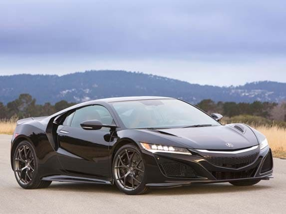 Acura Nsx Launch Delayed Kelley Blue Book