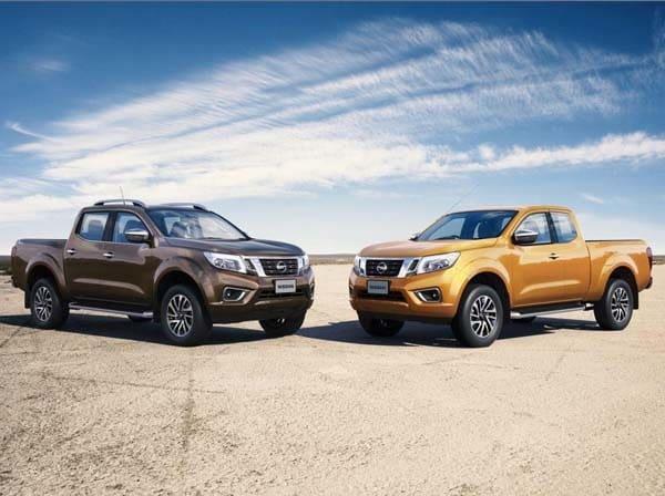 New Nissan NP300 Navara: Next-gen Frontier? 5