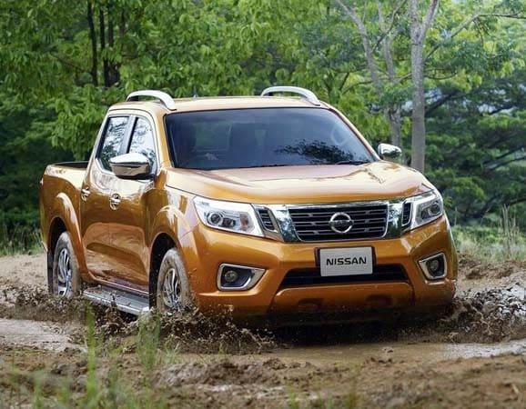 New Nissan NP300 Navara: Next-gen Frontier? 3