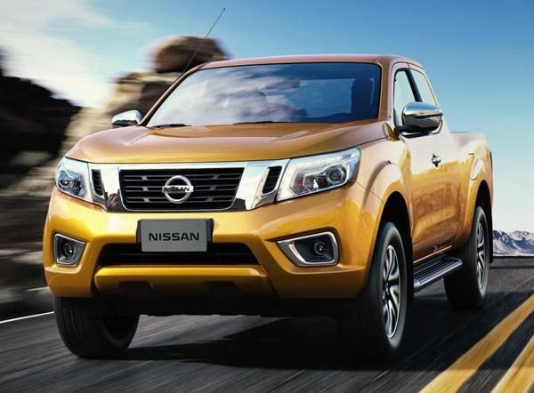 New Nissan NP300 Navara: Next-gen Frontier? - Kelley Blue Book
