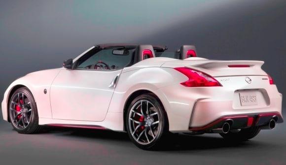 Nissan 370z Nismo Price >> Nissan 370Z Nismo Roadster is ready to rock - Kelley Blue Book