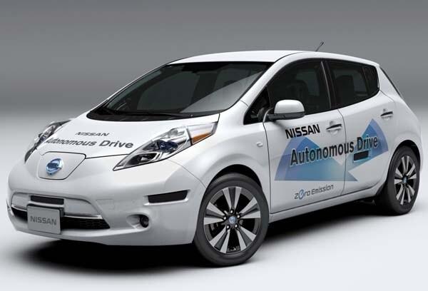 Nissan Autonomous Car Promise Not So Fast Kelley Blue Book