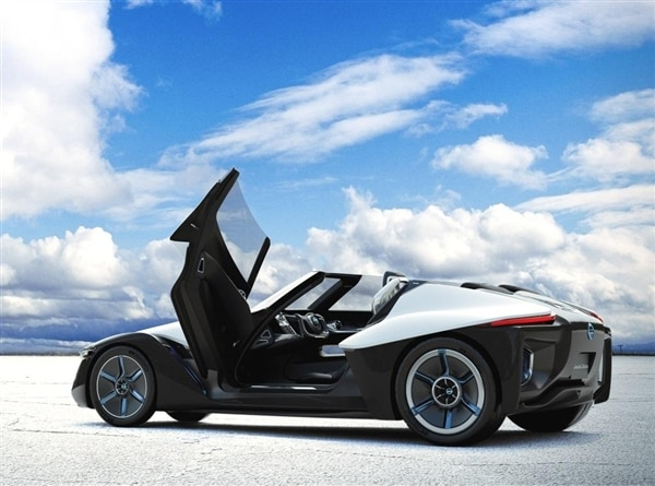 Nissan BladeGlider Concept is a radical EV with real-world ...