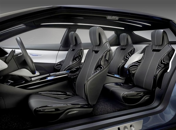 Nissan Friend Me Concept Brings New Democracy To Cabin