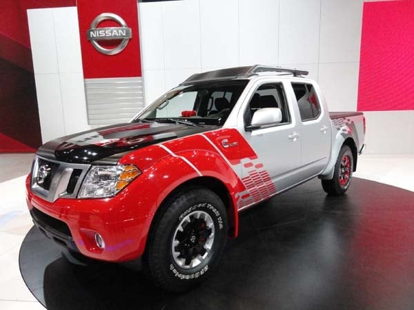 Nissan Frontier Diesel >> Nissan Frontier Diesel Runner Powered By Cummins Revealed Kelley
