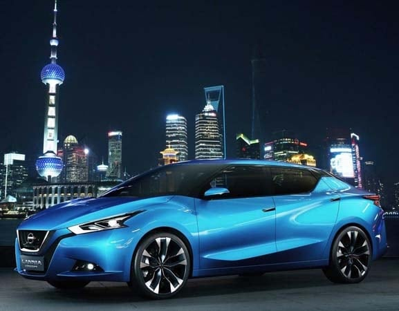 Nissan Lannia Concept: A look at the next-gen Altima ...