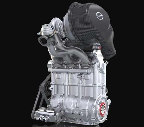 Nissan S New 400 Hp 3 Cylinder Race Engine Could See