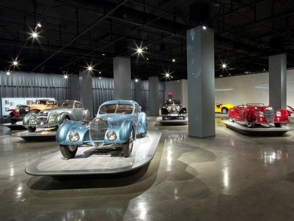 Best Cars Under 35000 >> Petersen Automotive Museum reborn - Kelley Blue Book