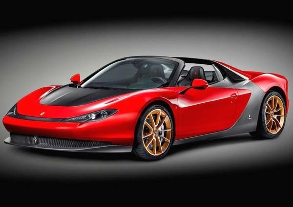 Pininfarina Ferrari Sergio: From concept to reality | Kelley Blue Book