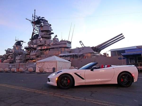Pie in the sky: Playing hooky with a 2014 Chevrolet Corvette Stingray Convertible 1