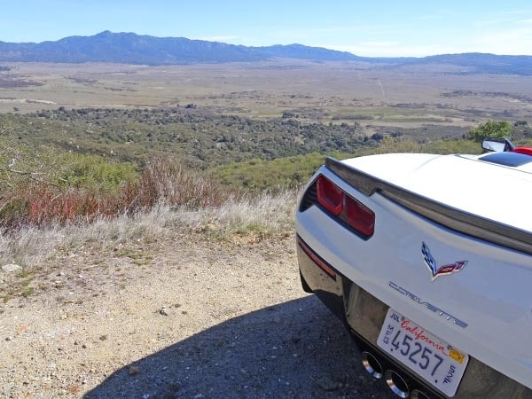 Pie in the sky: Playing hooky with a 2014 Chevrolet Corvette Stingray Convertible 7