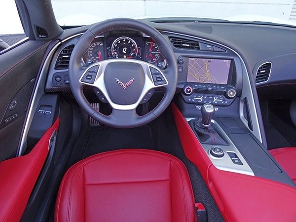 Pie in the sky: Playing hooky with a 2014 Chevrolet Corvette Stingray Convertible 24