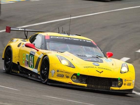 24 Hours Of Le Mans Porsche 1 2 Chevy Corvette Wins