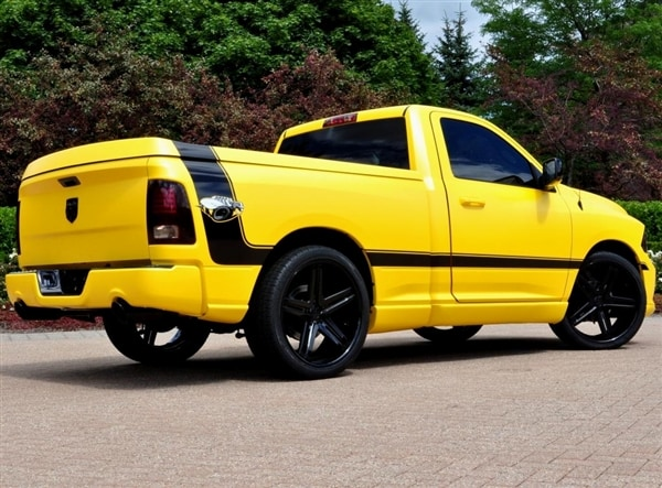 Ram 1500 Rumble Bee Concept unveiled | Kelley Blue Book