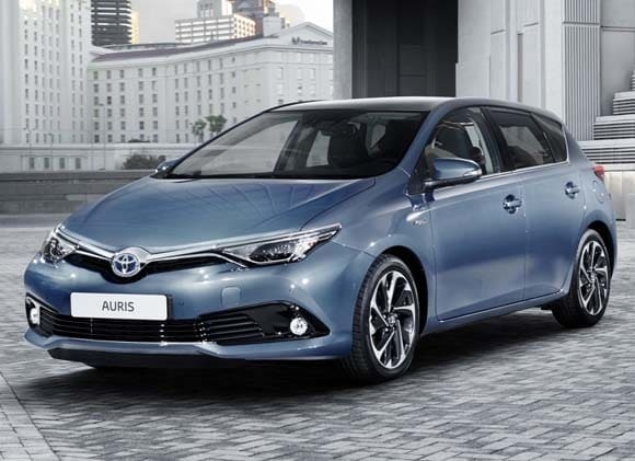 тойота аурис 2016 >> Refreshed Toyota Auris Previews 2016 Scion Im Kelley Blue Book