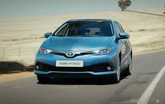 refreshed toyota auris previews 2016 scion im kelley blue book. Black Bedroom Furniture Sets. Home Design Ideas