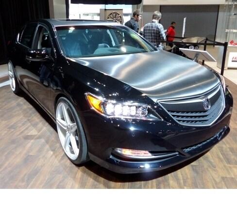 Acura RLX VIP