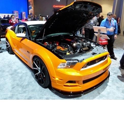 Bojix Design Ford Mustang