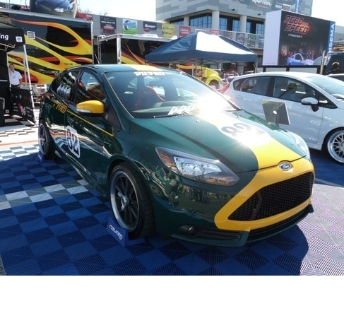Ford Focus ST by Green Filter USA Lotus