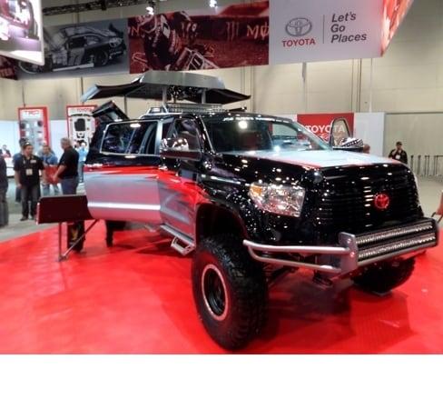 JGR Toyota Tundra