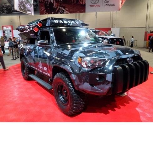 Oakley Toyota 4Runner