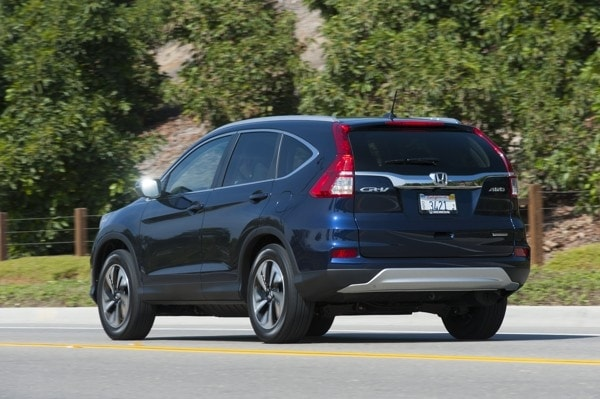 Photo Gallery: Small SUV Best Buy of 2015 - Kelley Blue Book