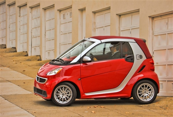 2013 smart fortwo electric drive at long last love kelley blue book. Black Bedroom Furniture Sets. Home Design Ideas