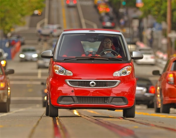 2013 Smart Fortwo Electric Drive At Long Last Love