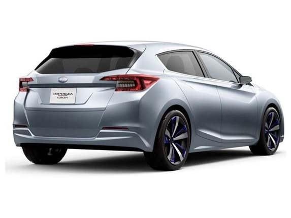 2017 subaru impreza 5 door previewed kelley blue book. Black Bedroom Furniture Sets. Home Design Ideas