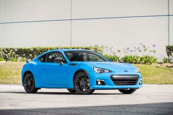 2016 Subaru Brz And Wrx Sti Limited Editions On Tap