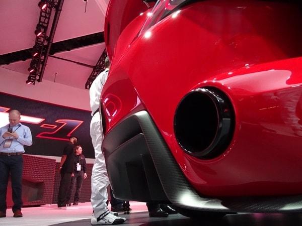 Toyota Unveils Hot ft 1