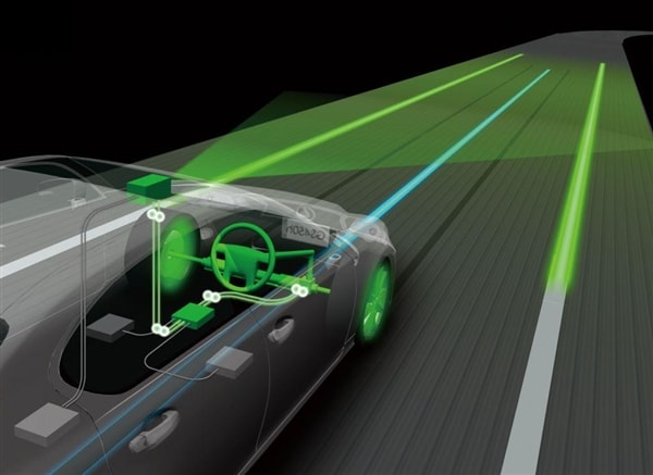 toyota previews new automated driver-assist systems