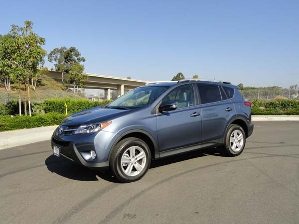 Toyota RAV4 Culinary Road Test: In Search of Fish Tacos 1