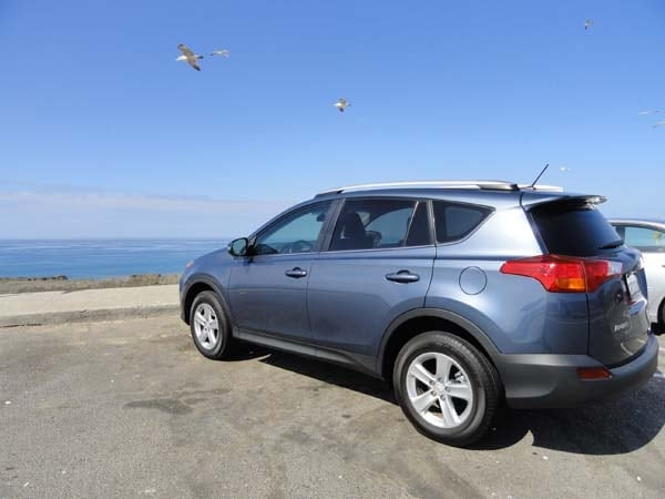 Toyota RAV4 Culinary Road Test: In Search of Fish Tacos 3