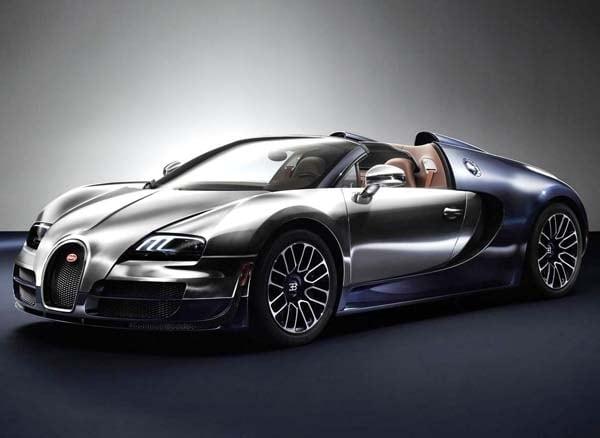 bugatti veyron ettore bugatti legend special edition