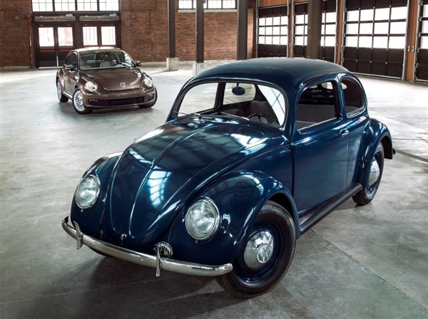 Volkswagen Beetle Celebrates 65 Years In The U S
