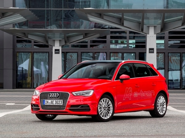 Driving The Vw E Up And Audi A3 Sportback E Tron