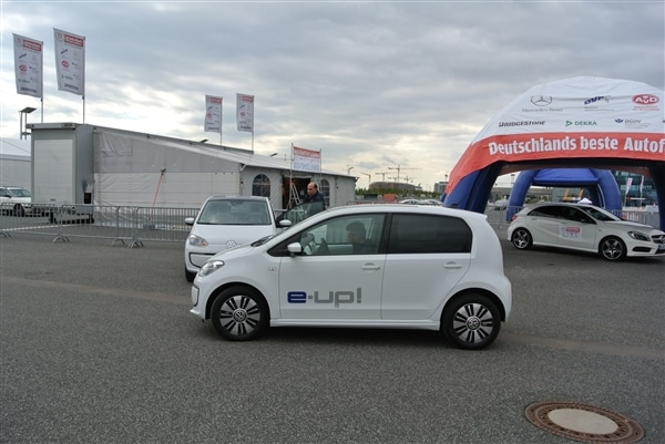 Driving the VW e-up! and Audi A3 Sportback e-tron: Rationality in Motion 26