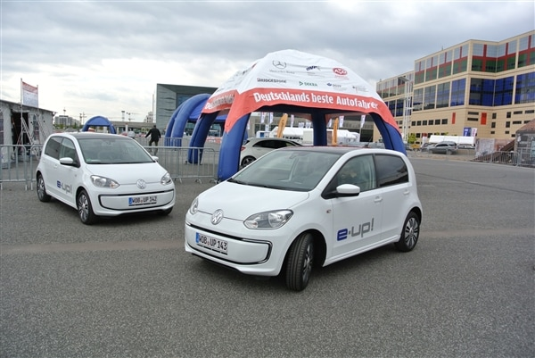 Driving the VW e-up! and Audi A3 Sportback e-tron: Rationality in Motion 30
