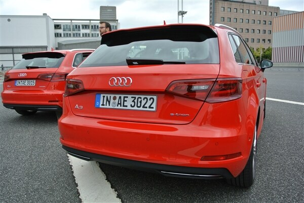 Driving the VW e-up! and Audi A3 Sportback e-tron: Rationality in Motion 10