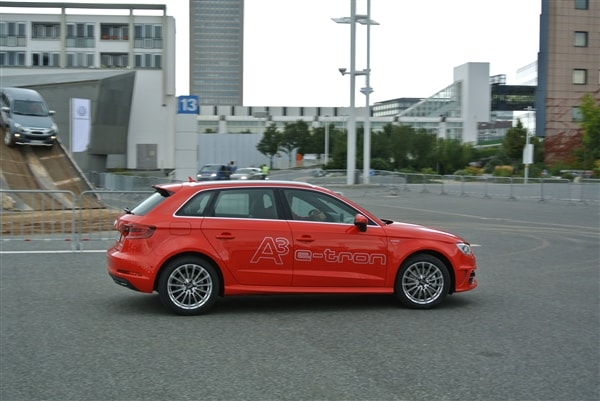 Driving the VW e-up! and Audi A3 Sportback e-tron: Rationality in Motion 12