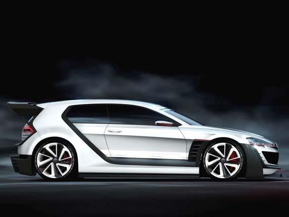 Volkswagen GTI Supersport Vision Gran Turismo revealed - Kelley Blue Book